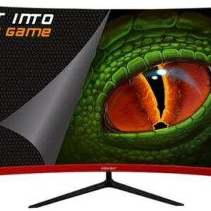 """Keepout 27"""" Curved Gaming Monitor"""