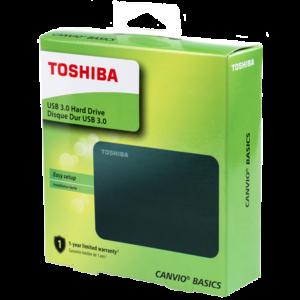 """Toshiba 2.5"""" 4TB External HDD"""